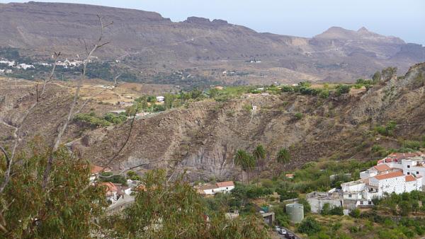 Bergwelt um San Bartholomé