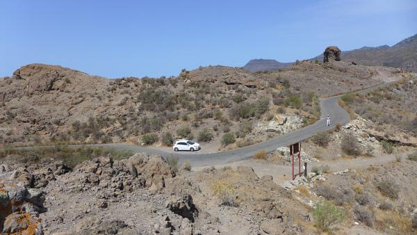 Auf dem Tauro-Pass